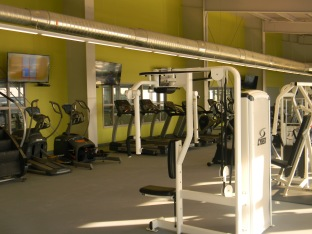fitness centre AYRMC (6)
